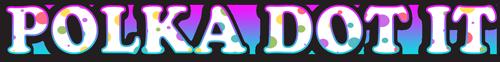 polka dot it logo